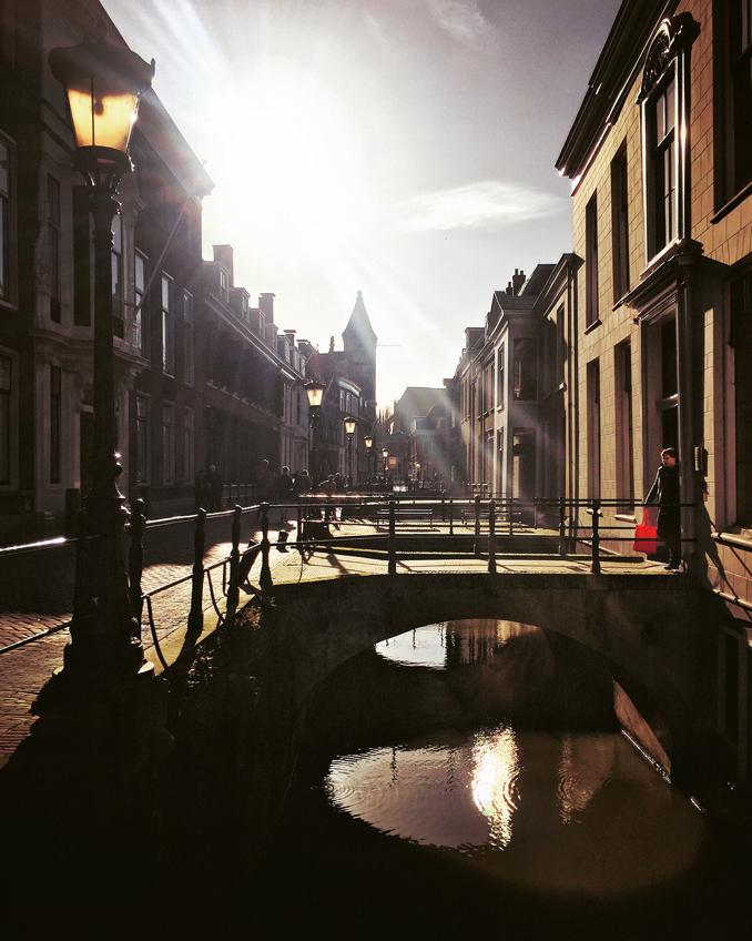De Rode Tas, Stadslicht Kees Wennekendonk, Utrecht