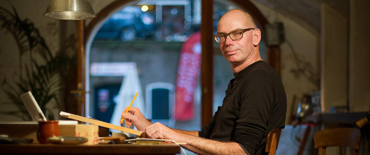 Kees Wennekendonk tekenaar