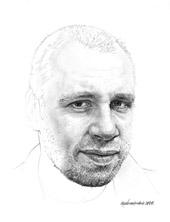 Ingmar heytze portret Kees Wennekendonk